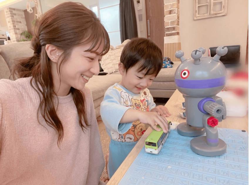 辻希美、長女と三男の公園2SHOT公開「希空やニィニも一緒に…」サムネイル画像