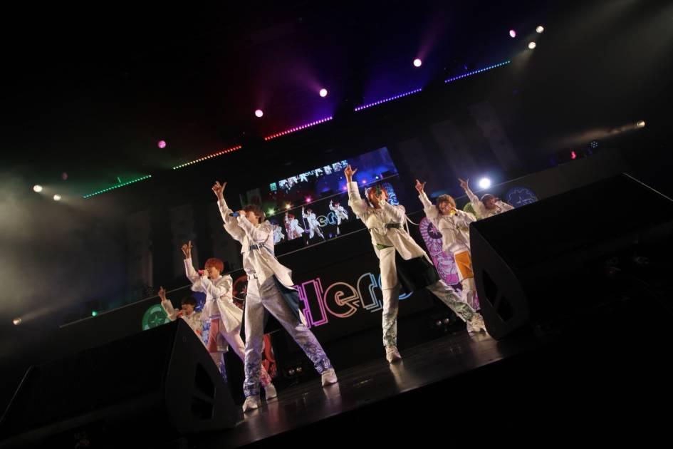 メンズアイドルグループ9bic、全国7都市ツアー完走サムネイル画像