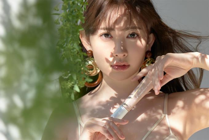 小嶋陽菜が手がけるUVカット美容セラム【Her lip to】の新ビューティーアイテムが登場
