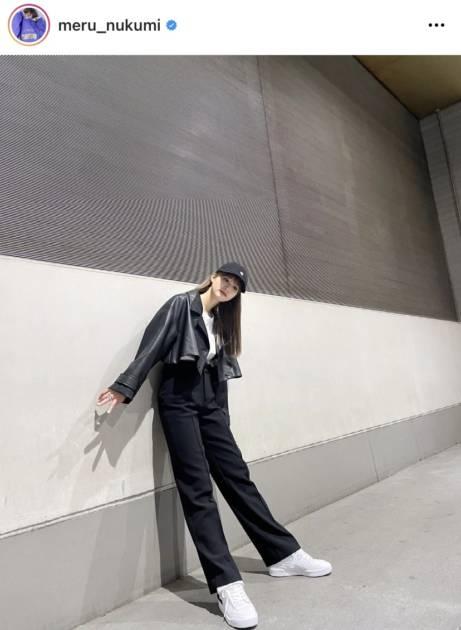 「足長すぎない?」めるる、美スタイル際立つパンツコーデに反響「大人っぽい!」サムネイル画像!