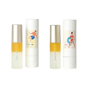 uka ヘアオイルミスト「オンザビーチ ボーイ/ガール マリッジ」を発売、2021年限定で2種類の香りとデザインが仲間入り