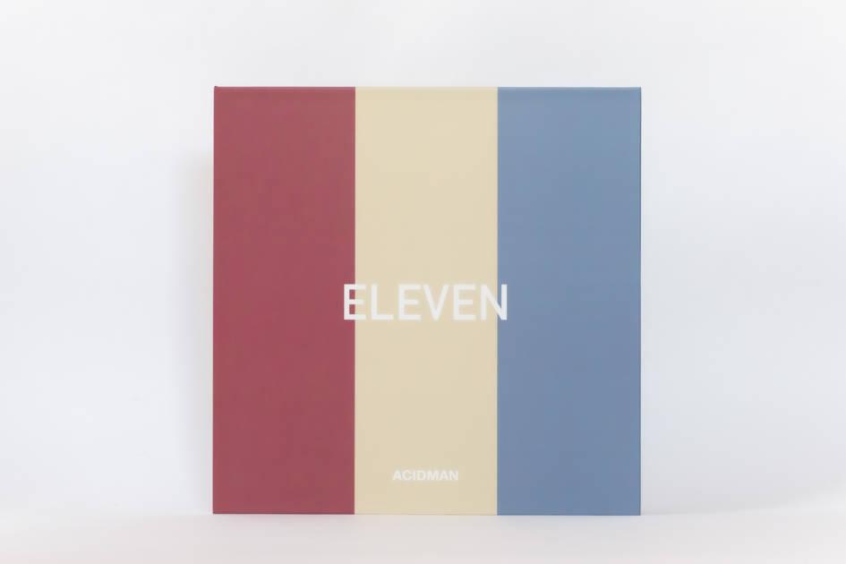 ACIDMAN、2020年の配信ライブをまとめた3枚組DVD「ELEVEN」ティザー映像公開サムネイル画像