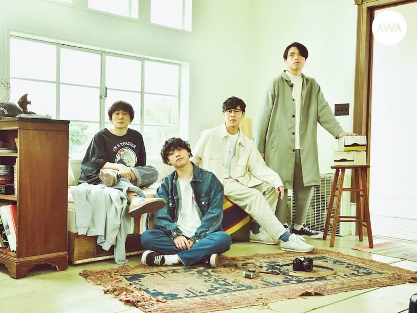 """kobore・田中そら(Ba)、""""気球に乗って聴きたい曲""""をテーマにプレイリストを「AWA」で公開サムネイル画像"""