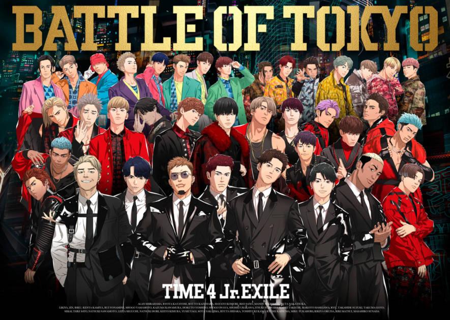 BATTLE OF TOKYO、FANTASTICS「PERFECT MAGIC」先行配信スタート&Music Videoも公開決定サムネイル画像!