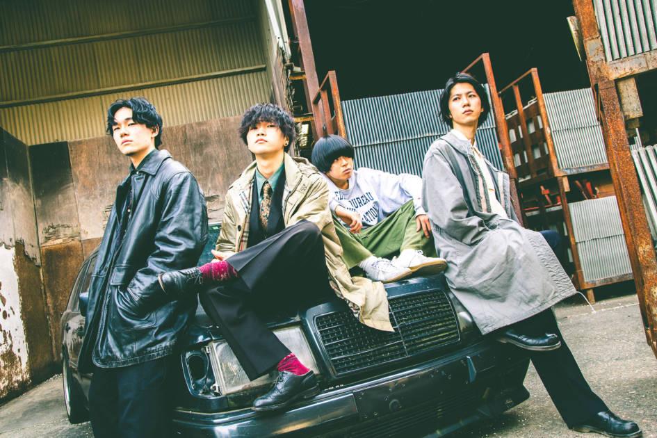 東京発オルタナバンド・ルサンチマン、同世代の鉄風東京を迎え自主企画「02MAN LIVE」開催決定サムネイル画像!
