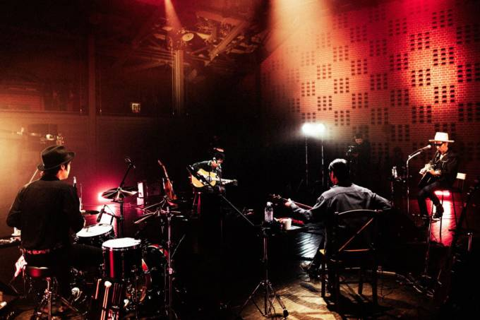THE MODS、未公開の楽曲含むライブDVDが発売決定
