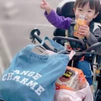 """辻希美、三男のマイペースな朝の姿公開&スーパーで""""買わされる""""ものとは?「嬉しそぉ」"""