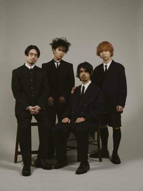 OKAMOTO'S、連続配信シングル第5弾「Band Music」配信決定&ジャケット写真も公開サムネイル画像!