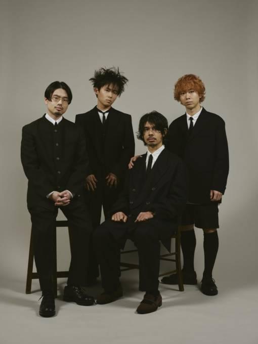 OKAMOTO'S、連続配信シングル第5弾「Band Music」配信決定&ジャケット写真も公開
