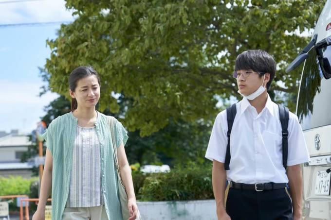 """15歳の新人俳優・和田庵、親子役を演じた尾野真千子との""""絆""""と印象的な言葉を語る「必ずその役になりきって…」"""