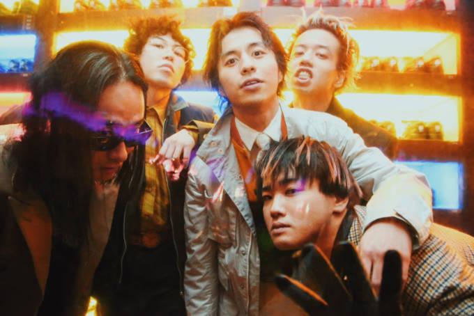Monthly Mu & New Caledonia、新曲「ISSUE」MV公開&バンドとして初となるコンセプトライブ映像の公開も発表