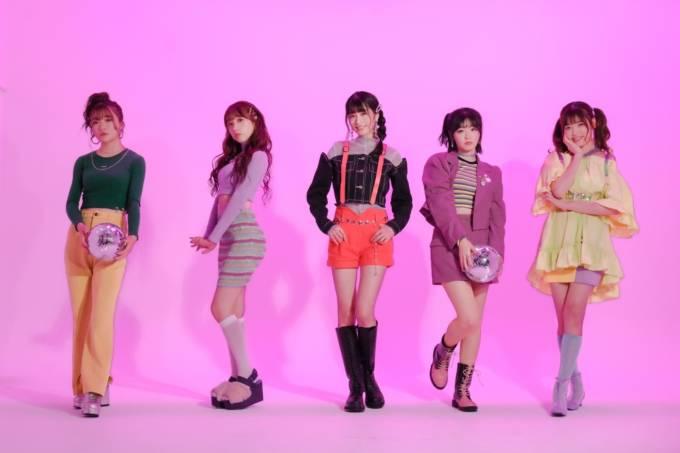 DEAR KISS、デビューリリースパーティーで新曲披露&話題曲「ダンキス」 Tik Tok風ショートムービー解禁
