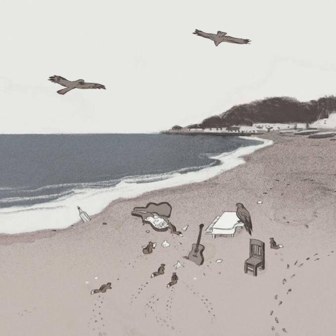 アンビエント音楽・BGMを制作するRyosuke Miyata (宮田涼介)、ニューアルバム「slow waves」をリリース