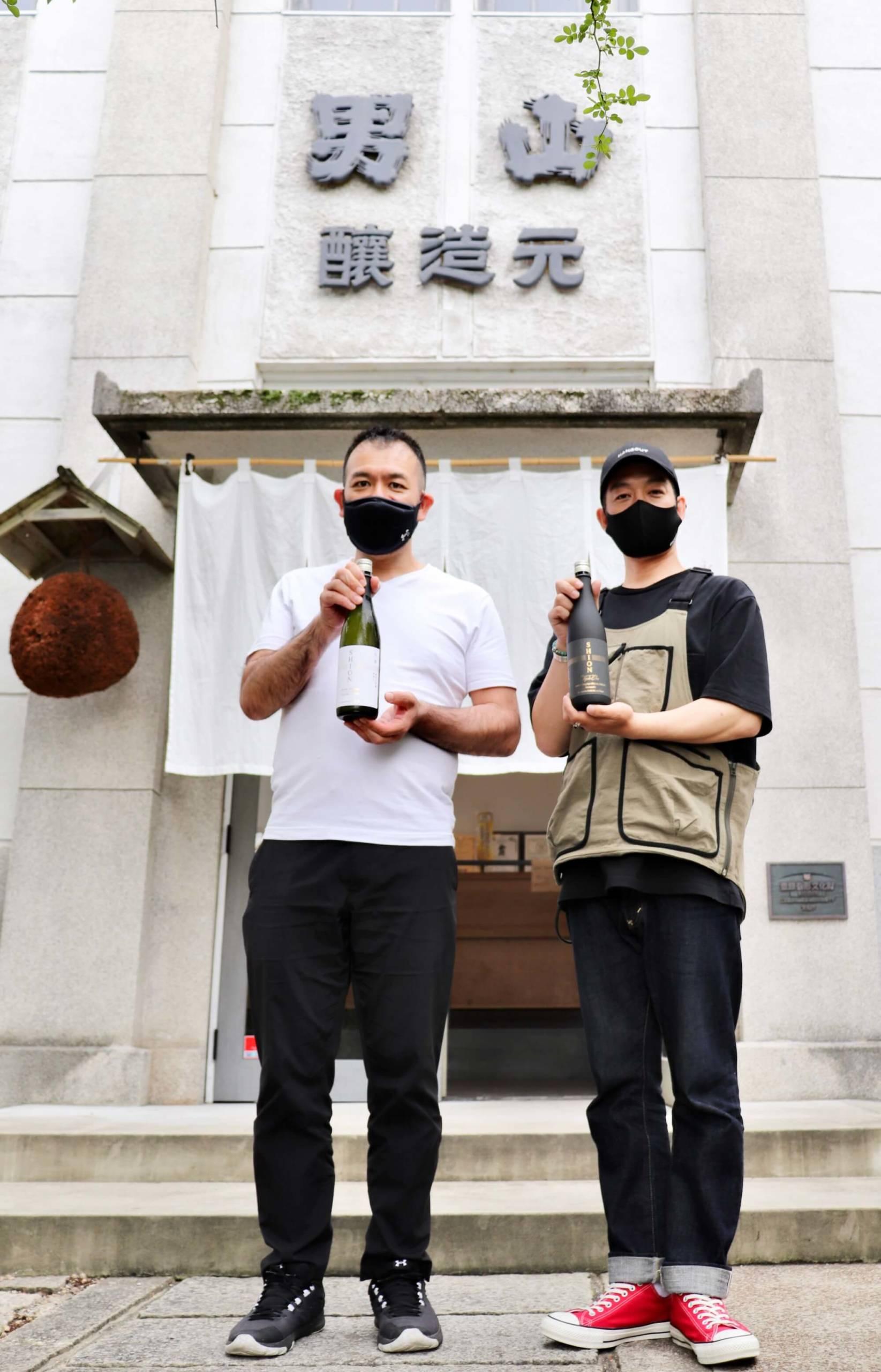 清木場俊介×永山本家酒造場、山口県宇部市が繋いだ日本酒コラボが決定