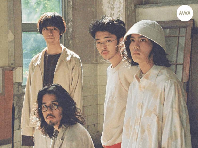 """福岡発・新世代バンドyonawo、""""哀愁""""をテーマにプレイリストを「AWA」で公開サムネイル画像!"""