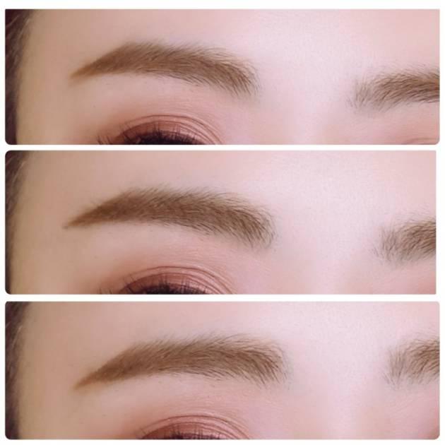 眉毛の形でイメチェンしよう!ブラシで変わる眉メイクサムネイル画像!