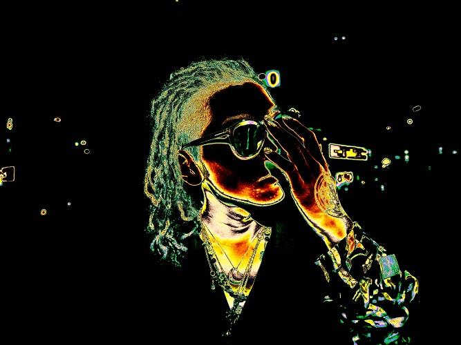 横浜のラッパー・SANTAWORLDVIEW、EP「IKIGAI 2」をワーナーミュージック・ジャパン内のレーベル+809よりドロップ