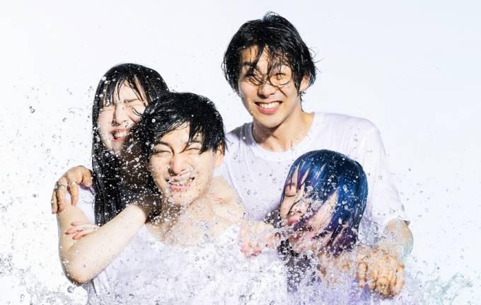 YENMA、新曲「炎天下のサイダー」6月25日(金)配信限定リリース決定