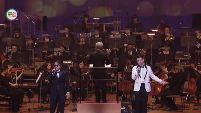C&K最新曲「あの日のスウィートメロディ」 東京フィルハーモニー交響楽団とのコラボレーションによるライブ映像を本日公開