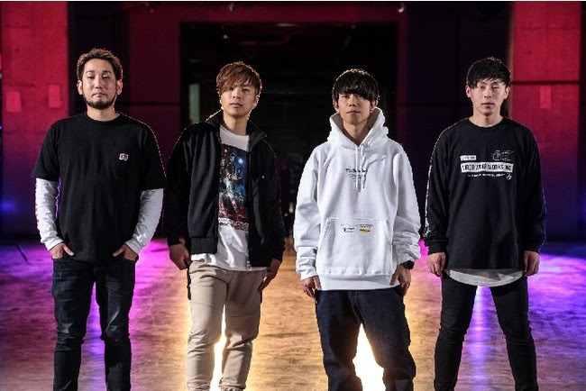 AIRFLIP、「All For One EXTRA Tour 2021」開催決定