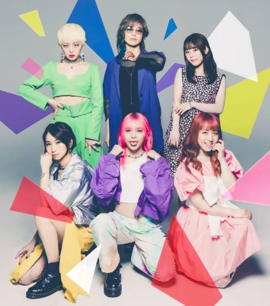 Gacharic Spin、6月9日(ロックの日)リリース配信シングル「MindSet」 MV&アートワーク公開サムネイル画像!