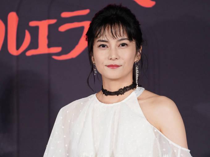 柴咲コウ、映画舞台挨拶でエンターテイメントへの想いを語る「活力になるし、精神のいい薬」