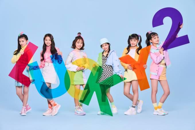 新ガールズ・パフォーマンスグループLucky2、9月22日(水)メジャーデビュー決定