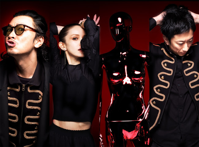 ミクスチャーバンド「徳川eq.」が早くも3rdデジタルシングルのリリースを発表