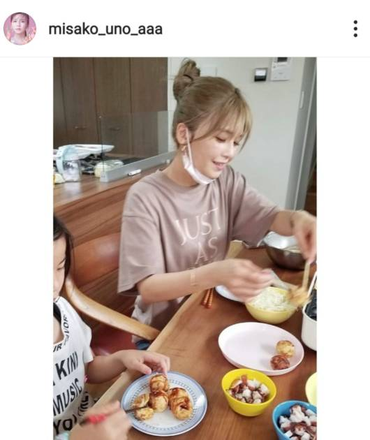 AAA宇野実彩子、姪っ子とのタコパSHOT公開に反響「可愛すぎます」「混ざりたい」サムネイル画像!