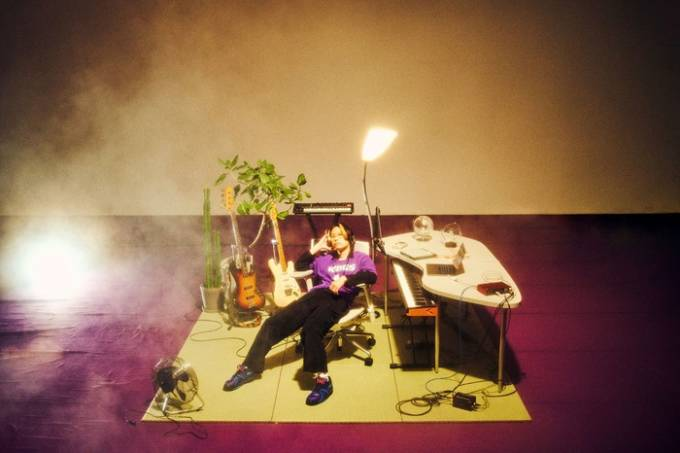 "SPENSR、STRTと共作したライブ映像「LOVE THERE | LIVE ""IN""」を公開"