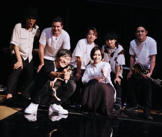 バンド・クレイユーキーズ with yui、今年の24時間TikTok LIVE 2021に出演決定!