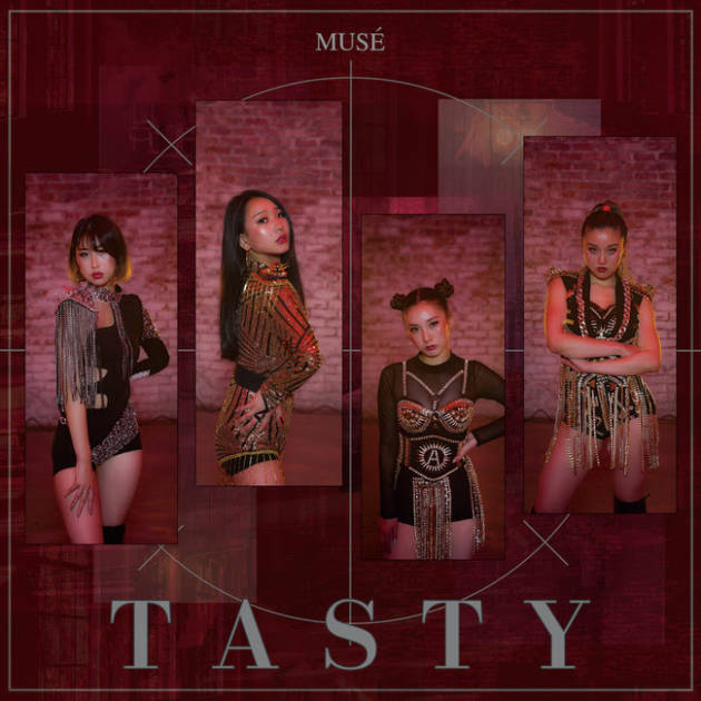 次世代ガールズユニットMUSE、シングル『TASTY』をリリース配信・MV公開サムネイル画像!