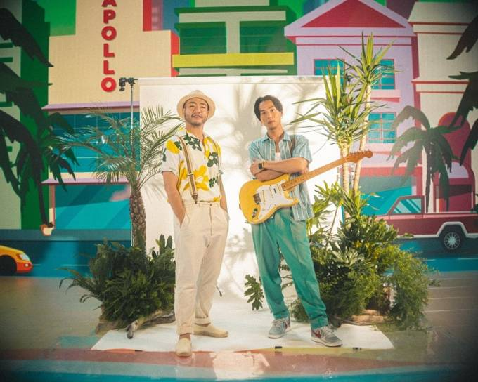 Blue Vintage、Newシングル「Soda!!」配信リリース&夏の楽しさを詰め込んだカラフルPOPなMV同時公開
