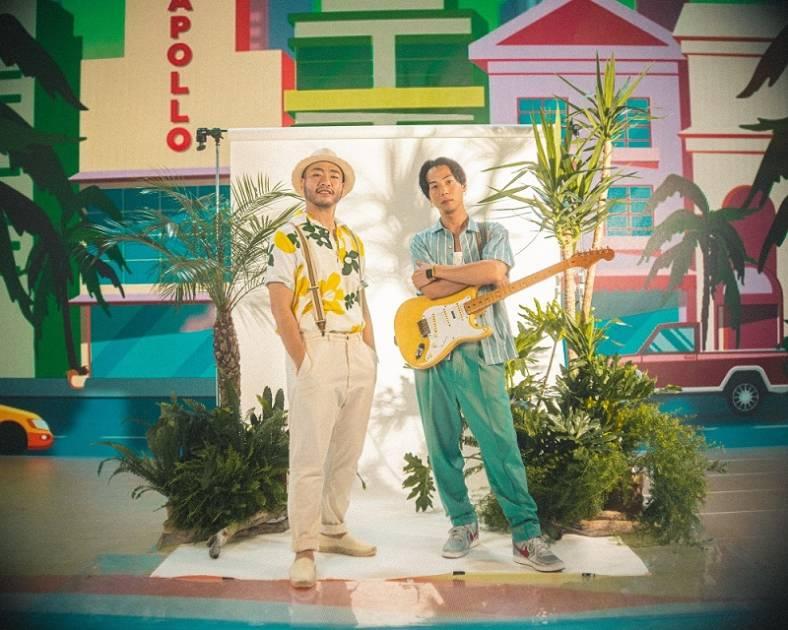 Blue Vintage、Newシングル「Soda!!」配信リリース&夏の楽しさを詰め込んだカラフルPOPなMV同時公開サムネイル画像!