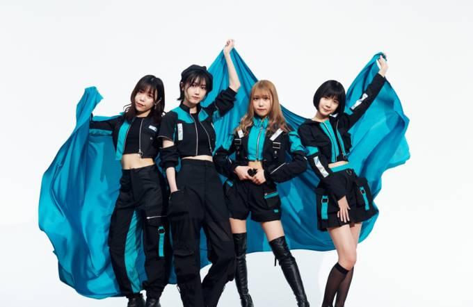 ガールズグループ・サンダルテレフォン、「碧い鏡」がテレビ朝日『お願い!ランキング』7月度エンディングテーマソングに決定