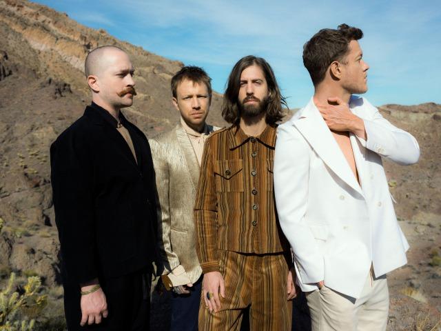 イマジン・ドラゴンズ、新曲「Wrecked」をリリース&約3年ぶりの新アルバム『Mercury – Act 1』を9月3日発売サムネイル画像!