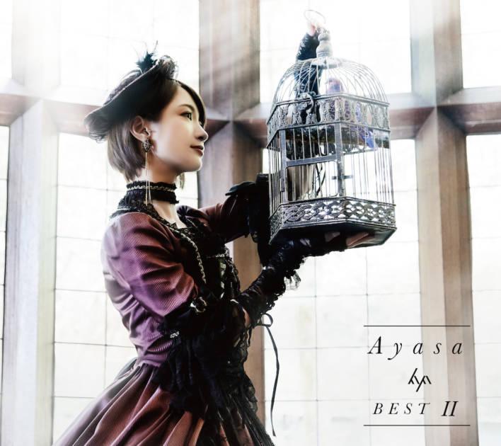 Ayasa、ベストアルバム『BEST II』各配信サイトにてデジタルリリースサムネイル画像!