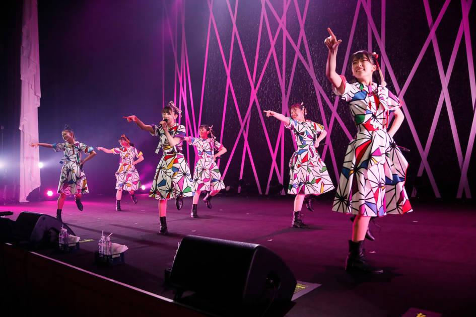 ばってん少女隊、6周年ライブで新曲「FREEな波に乗って」を初披露!秋には4都市を回るツアーの開催も発表サムネイル画像!