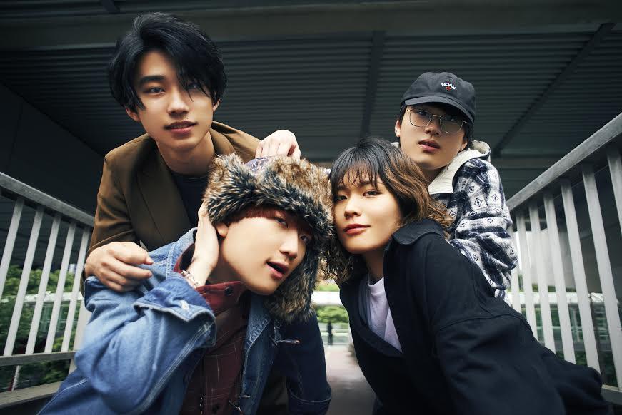 um-hum、 9月より3ヶ月連続デジタルシングルリリースとレコ発開催決定&新ビジュアルも公開サムネイル画像!