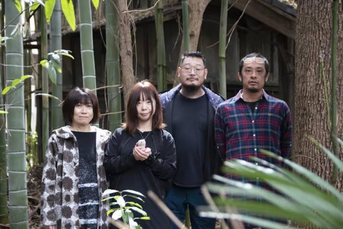 ユウテラス、9年ぶりのニューアルバム「風立ちぬ」がasian gothic labelからリリース決定