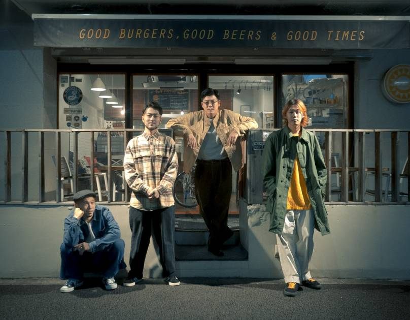 YONA YONA WEEKENDERS、荒井岳史を迎えコラボシングル&ツーマン企画にthe band apart出演決定サムネイル画像!