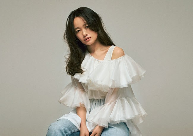 NakamuraEmi、ニューアルバム「Momi」から「drop by drop」MV公開