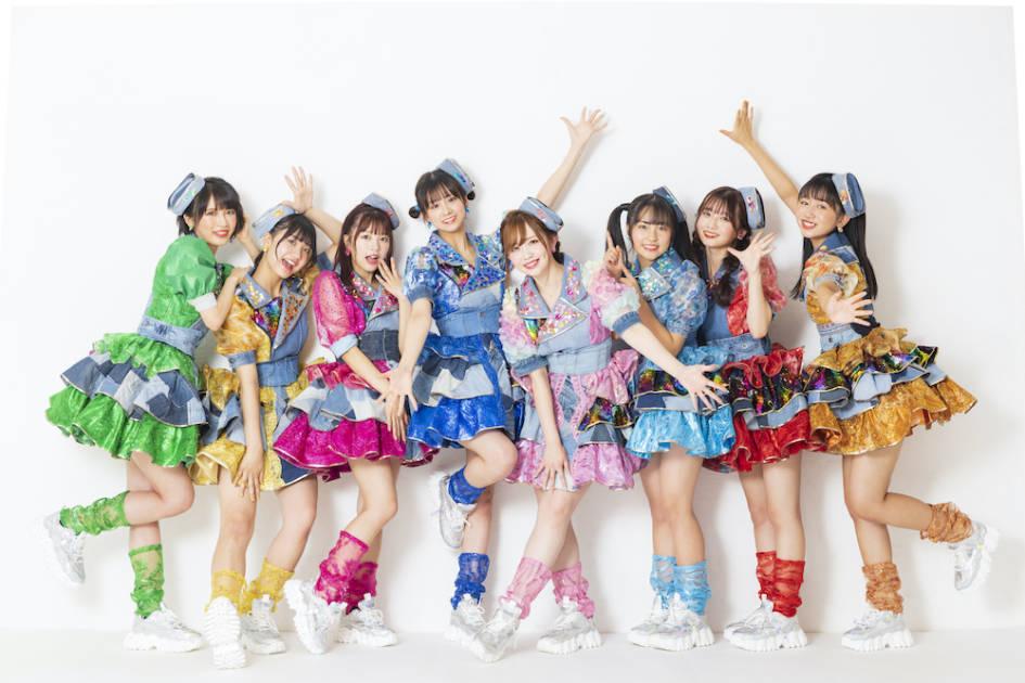 LinQ、ハジ→楽曲提供のnew single『FUKUOKA。〜福を可するのだ♪〜』8月4日(ハジ→の日)先行配信サムネイル画像!