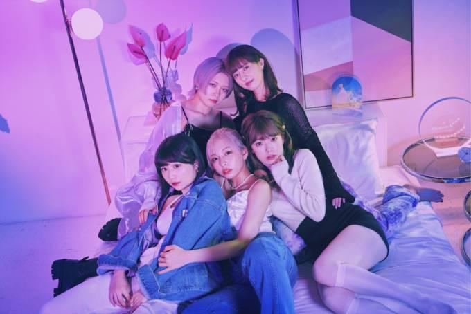神宿、ニューアルバム『THE LIFE OF GIRLS』CD Details(封入内容)&ジャケット写真公開