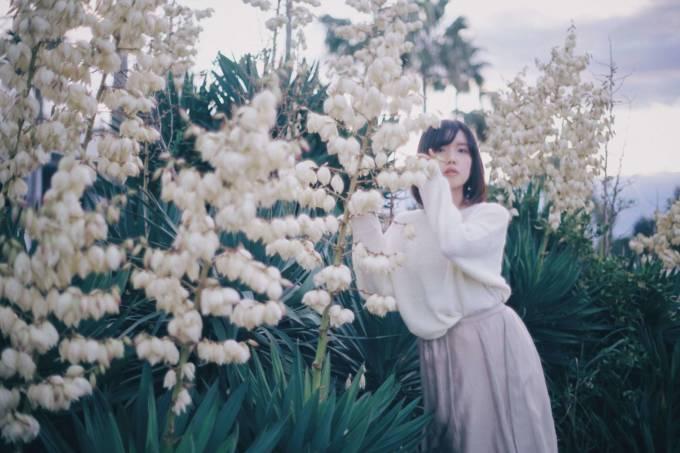 JAZZ・POPS Singer砂月、1stミニアルバム「光の彼方」をリリース