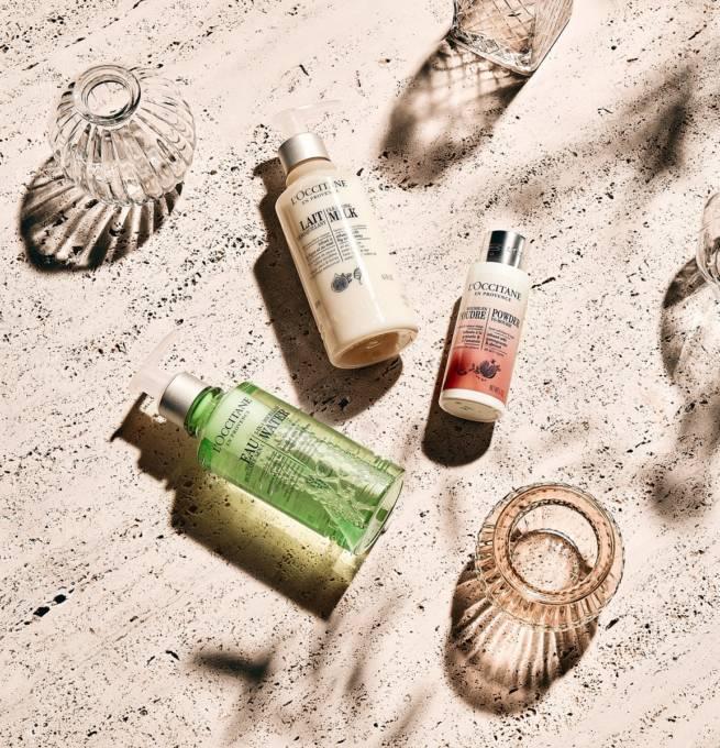 ロクシタン、ザクロの酵素洗顔で夏の肌もすっきりクレンジング「センスレシピ スパークリングクレンザー」限定復刻