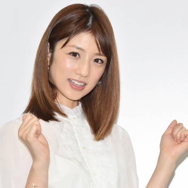 """小倉優子、""""初めてのカラー""""に髪色チェンジ&ヘアカット報告「めっちゃ可愛い」「華やか」"""