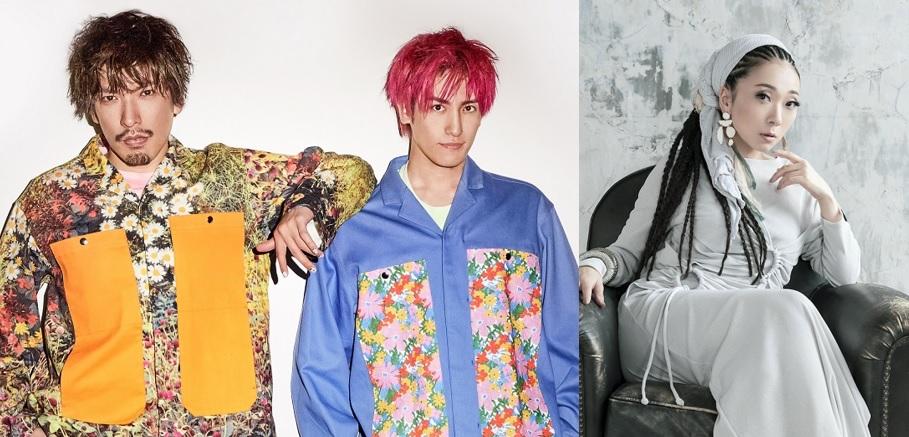 EXIT、新曲「SUPER STAR」にMISIAがコーラス参加で異例のコラボレーション楽曲が誕生サムネイル画像!