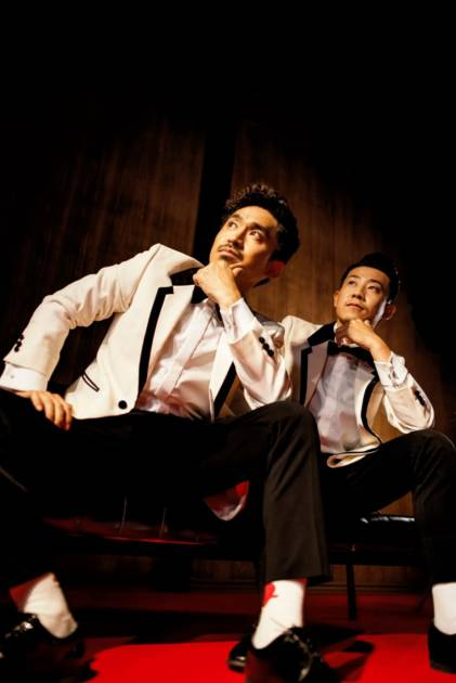 C&K、岩下の新生姜×新曲「KARADANONAKADAKARADA」のコラボ企画決定サムネイル画像!