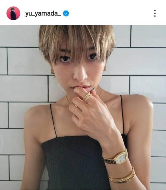 山田優、美鎖骨を披露したドレスSHOTに感嘆の声「色っぽい」「美しすぎて痺れる」サムネイル画像!